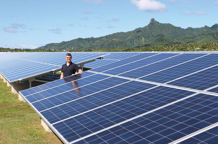 The Stages Toward 100% Renewable Energy Integration in the Pacific