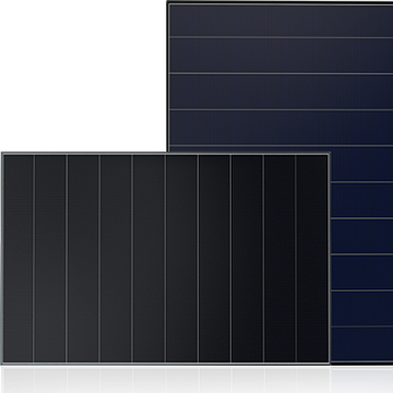 What are shingled solar panels?