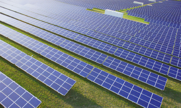 Bluesun Solar in China 40MW solar power plant on grid