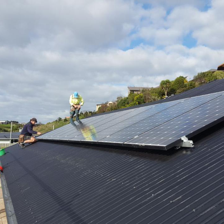 ​ 3KW On Grid Solar System in New Zealand for Residential