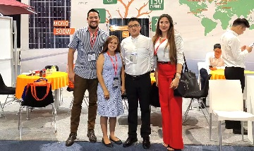 Bluesun Global Exhibitions Review--2019 THE GREEN EXPO In Mexico