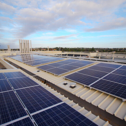 200KW On Grid Solar System in Australia