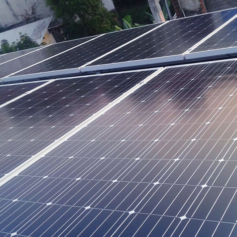 Sri Lanka 5kw On-grid solar system