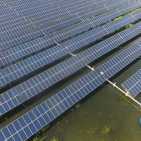 1.6MW On Grid Solar System in China for Factory
