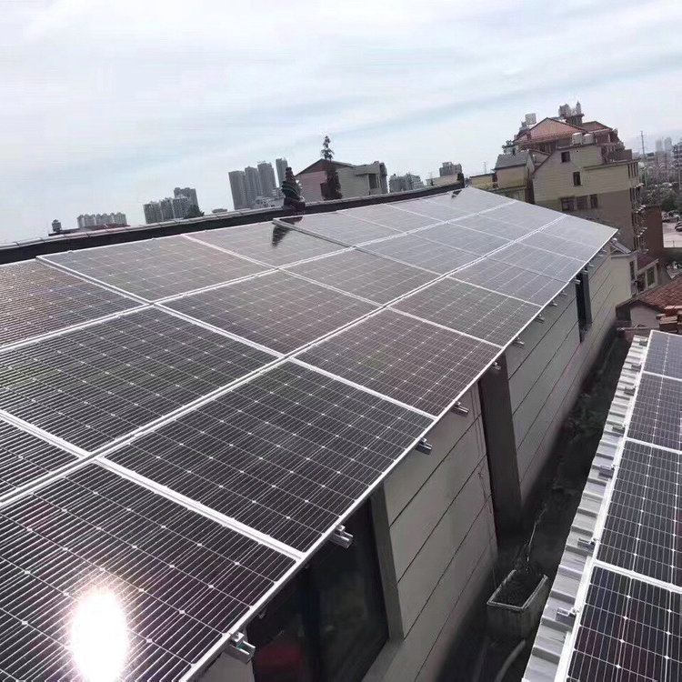 50kw Off Grid solar home system in Peru