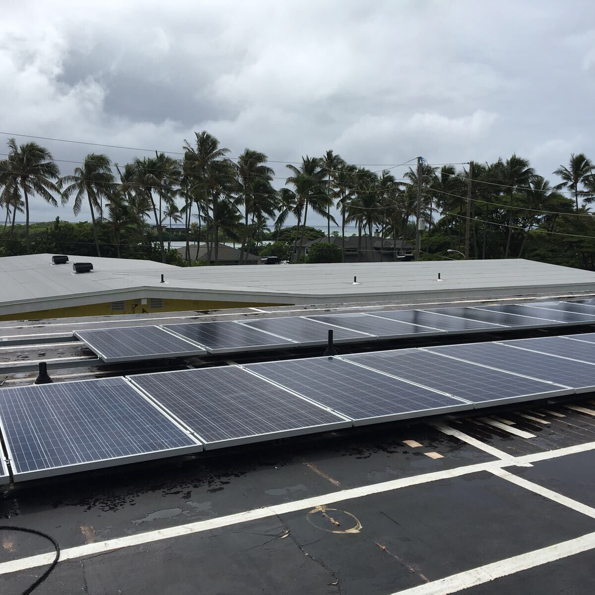 10KW Off Grid Solar System in Hawaii for Residential Use