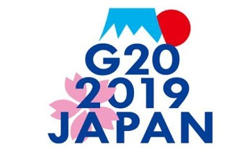 The G20 will be held in Osaka next week